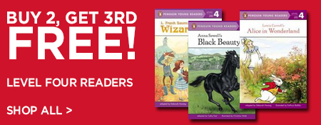 Shop Buy 2, Get 3rd Free on Level Four Readers