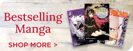 Shop More Manga!