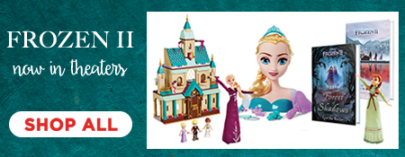 Shop Books & Toys from Frozen II
