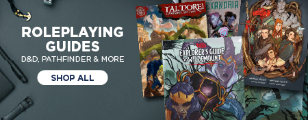 Shop Now- Dungeons and Dragons with other RPG's