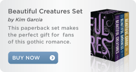 Beautiful Creatures Set by Kami Garcia