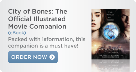 City of Bones Movie Companion
