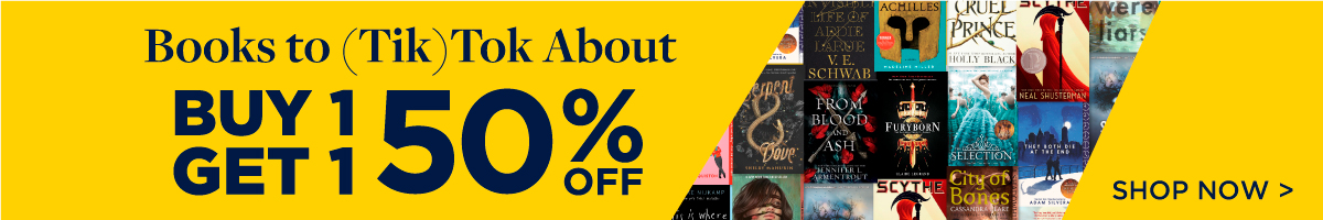 The Best of BookTok Now Buy 1, Get 1 50% Off!