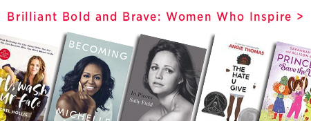 Shop Brilliant Bold and Brave Women