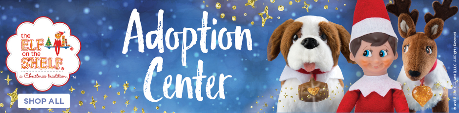 Visit the Elf on the Shelf Adoption Center!