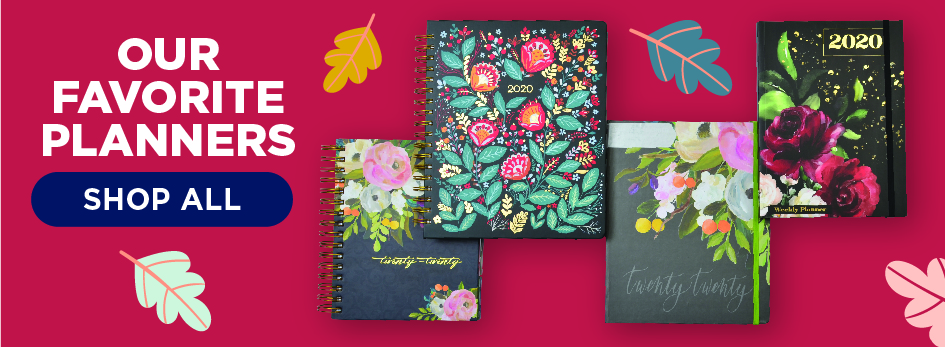Shop All Calendars and Planners