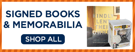 Shop Rare Signed Books & Memorabillia