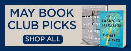 Check Out Our Book Club Picks for May