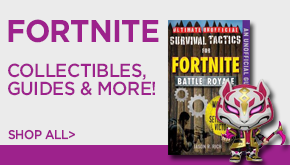 Shop All Fortnite Guides & Collectibles!