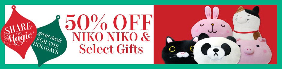 NIKO NIKO on sale LIMITED TIME
