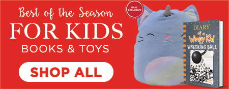 Shop the Best of the Season for Kids