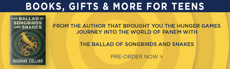 Pre Order The Ballad of Songbirds and Snakes Now!