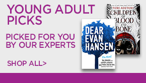 Shop All Young Adult Expert Picks