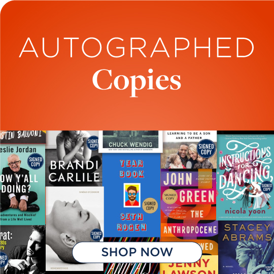 Shop All Autographed Copies!