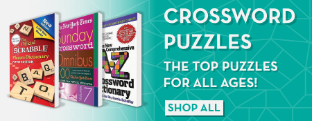 Shop All Crossword Puzzles!