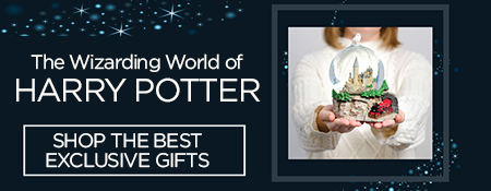 Shop the Magical World of Harry Potter