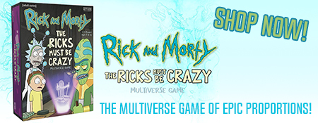 Shop the Ricks Must Be Crazy - Rick and Morty Board game