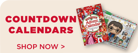 Shop All Advent & Countdown Calendars!