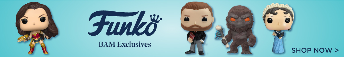 Shop All Funko Exclusives & Chase Figures!