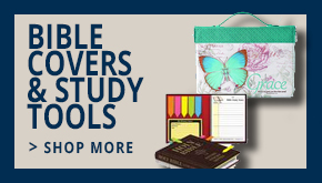 Shop All Bible Covers & Study Tools!