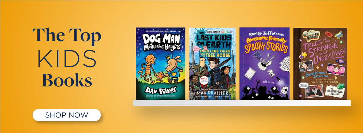 Shop the Best Kids Books Coming Up!