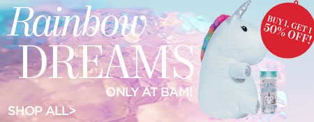 Rainbow Dreams! The Season's Hottest Trend!