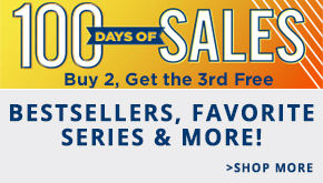 Shop 100 Days of Sales for Kids!
