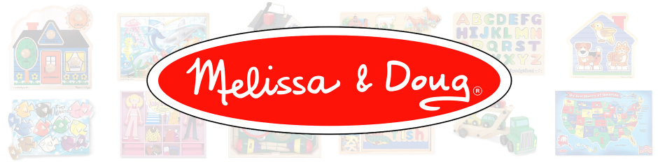 Melissa and Doug Banner