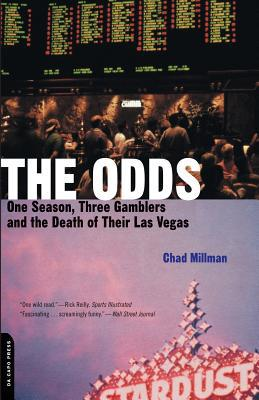 The Odds by Chad Millman featured Scucci as a lread character.