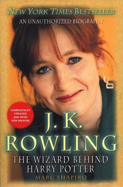 J. K. Rowling - Marc Shapiro - Paperback at Booksamillion