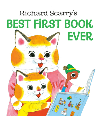 Buy best buy books - Richard Scarry\'s Best First Book Ever!