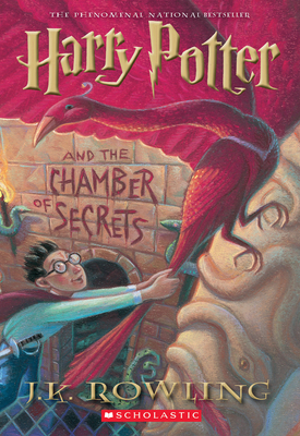 Harry Potter and the Chamber of Secrets - J. K. Rowling - Paperback at Booksamillion