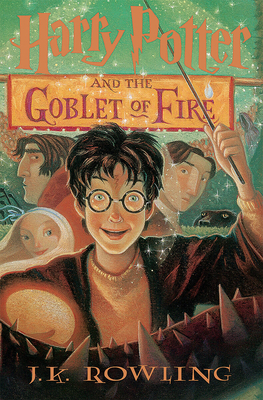 Harry Potter and the Goblet of Fire - J. K. Rowling - Hardcover at Booksamillion