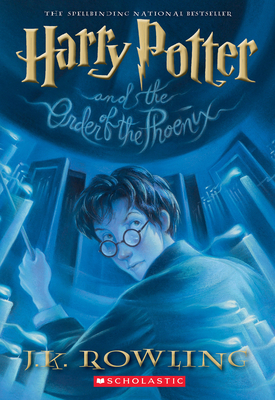 Harry Potter and the Order of the Phoenix - J. K. Rowling - Paperback at Booksamillion