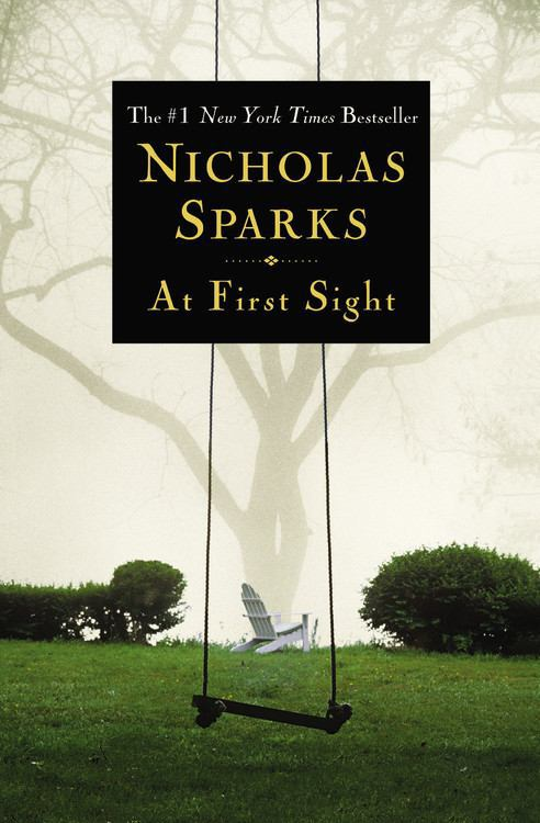 At First Sight - Nicholas Sparks - Paperback at Booksamillion