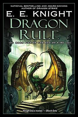 Dragon Rule - E. E. Knight - Paperback at Booksamillion