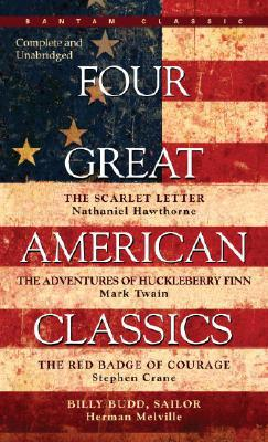 Four Great American Classics - Herman Melville - Mass Market Paperback at Booksamillion