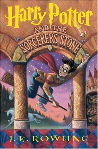 Harry Potter and the Sorcerer's Stone - J. K. Rowling - Hardcover at Booksamillion