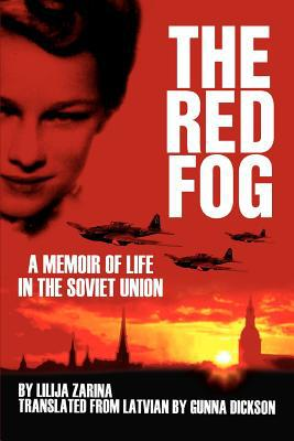 The Red Fog - Lilija Zarina - Paperback