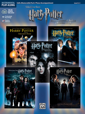 Harry Potter Instrumental Solos (Movies 1-5) - Alfred Publishing