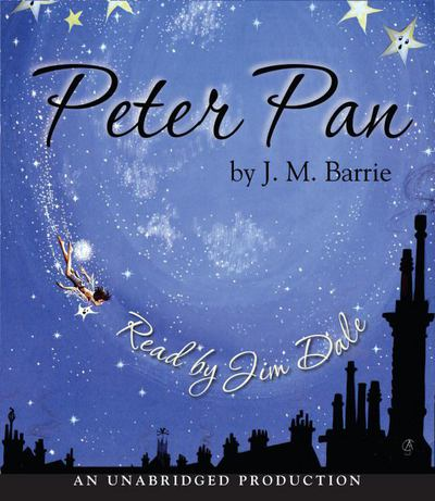 Peter Pan - J. M. Barrie - Audio Compact Disc - Unabridged at Booksamillion