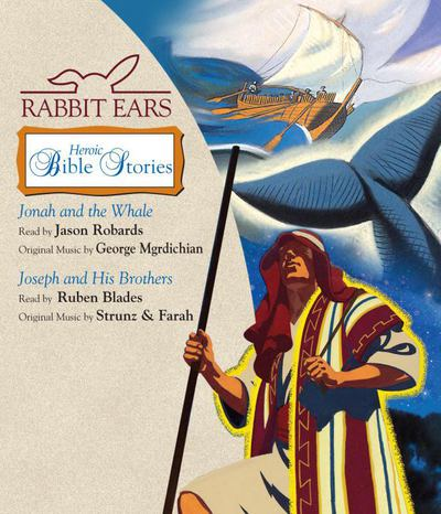 Heroic Bible Stories - Listening Library - Audio Compact Disc - Unabridged at Booksamillion