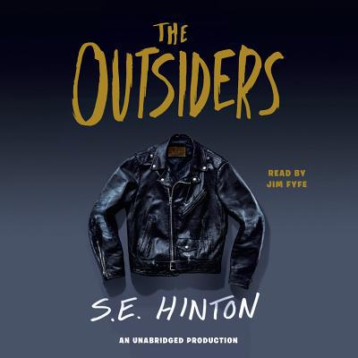 The Outsiders - S. E. Hinton - Audio Compact Disc - Unabridged at Booksamillion