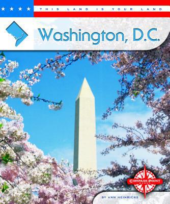 Washington DC - Ann Heinrichs - Paperback at Booksamillion