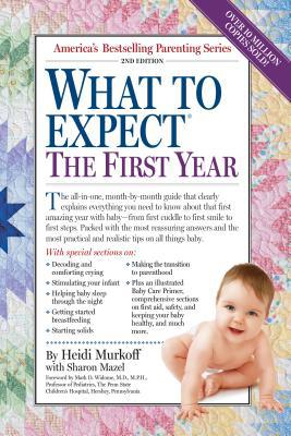 What to Expect the First Year - Heidi Eisenberg Murkoff - Paperback