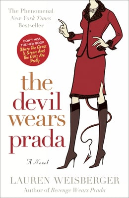 The Devil Wears Prada - Lauren Weisberger - Paperback