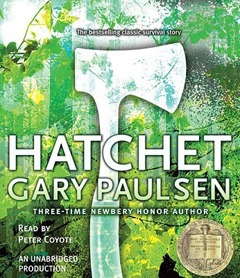 Hatchet - Gary Paulsen - Audio Compact Disc at Booksamillion