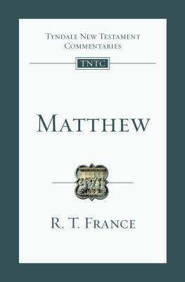 Matthew - R. T. France - Paperback at Booksamillion