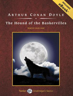 The Hound of the Baskervilles, with eBook - Arthur Conan Doyle - Audio Compact Disc - Unabridged