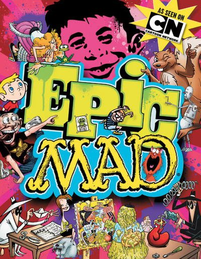 Epic Mad - Usual Gang of Idiots - Paperback at Booksamillion